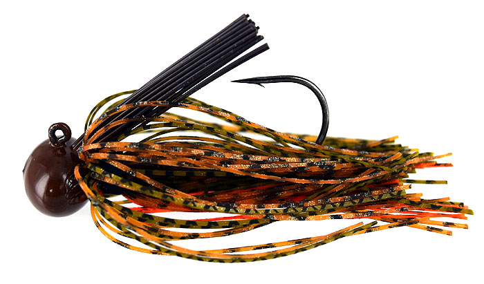 BC Lures Football Head (Tennessee Craw) Photo: landbigfish.com