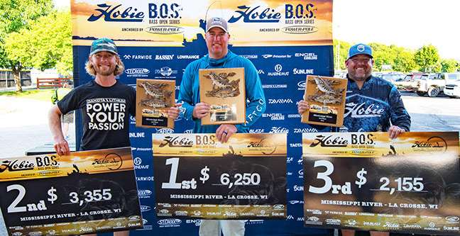 Brannon finds sweet spot to win Hobie event